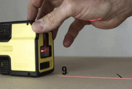Crossline Laser Level