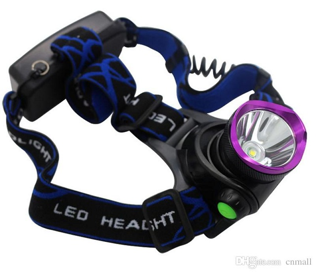 Headlamp rechargeable