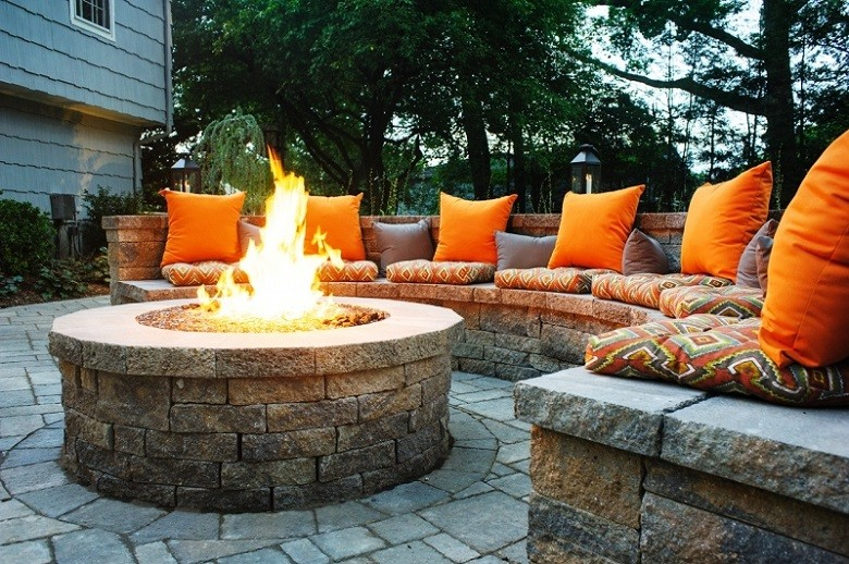 fire pits the perfect catalyst for good conversation and