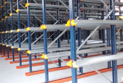 pallet rackin storage solution