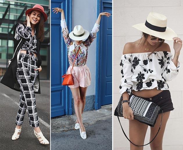women hats for summer
