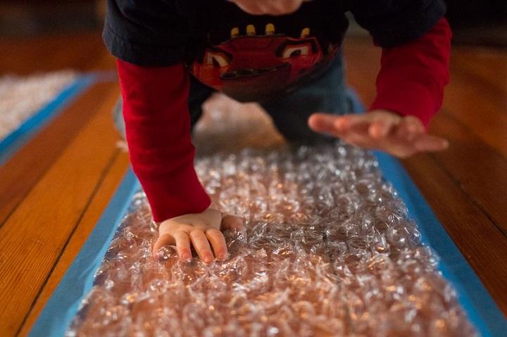 Bubble Wrapping Foam