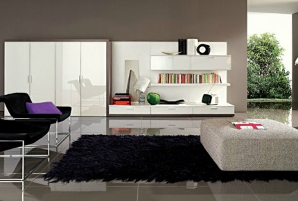 Minimalistic and Contemporary Interior