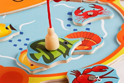 Children Fishing Game Magnetic