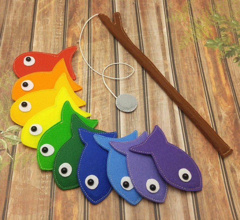 Children'S Fishing Game Magnetic