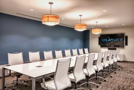 modern meeting room tables