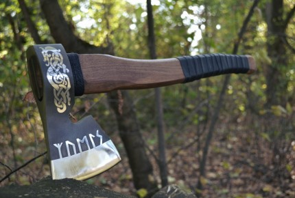 Hunting Axe Featured