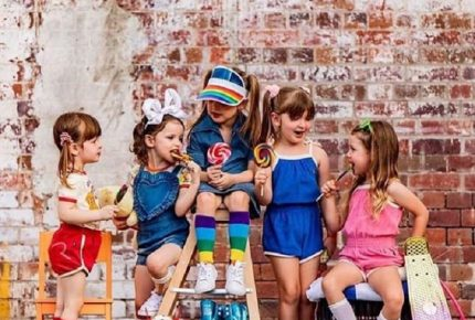 The Cutest Kids Fashion Trends to Follow This Summer