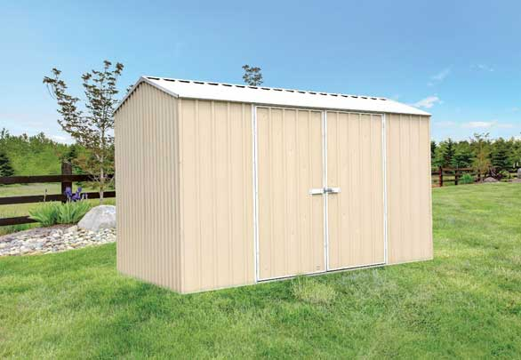 3m x 3m Garden Shed