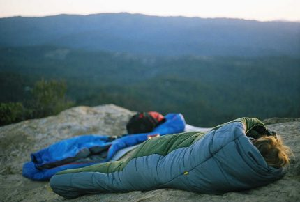 Reasons to Choose a Down Sleeping Bag