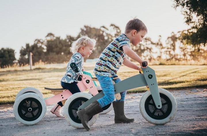 Wishbone Wheeled Toys