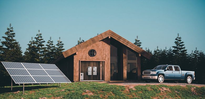 Off-Grid-Solar-System-House