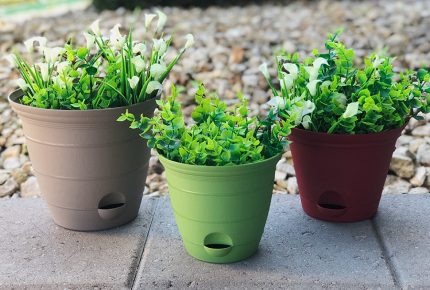 Contemporary Gardening: Self Watering Planters Guide