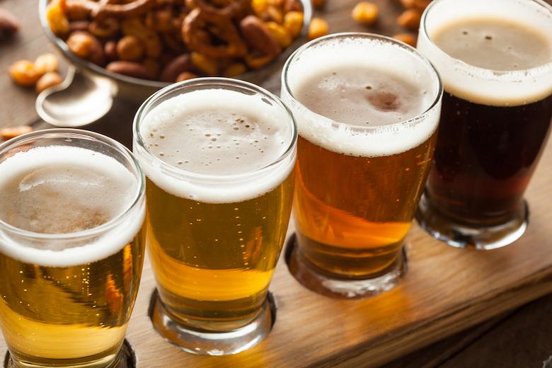 priming beer