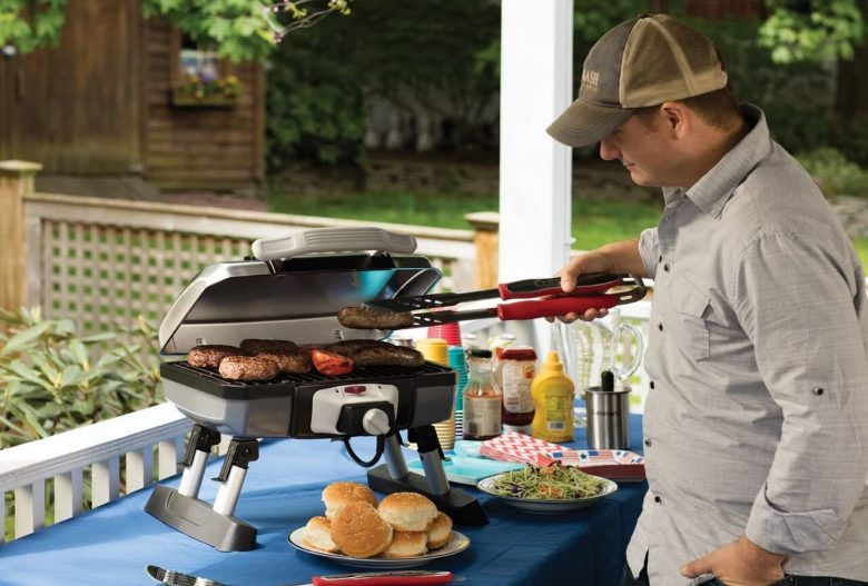 Electric Barbecue Grills