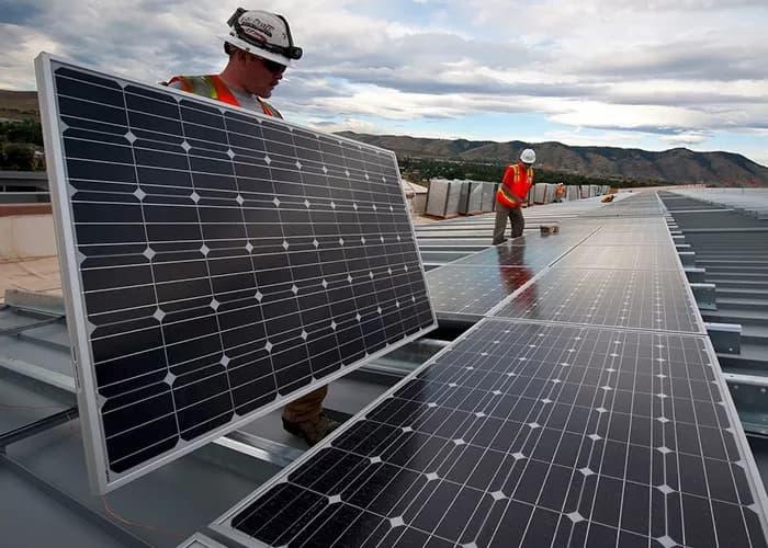 solar panels easy installation