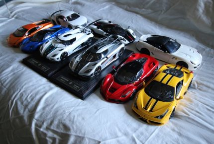 Beginner's How-To Guide to Model Cars